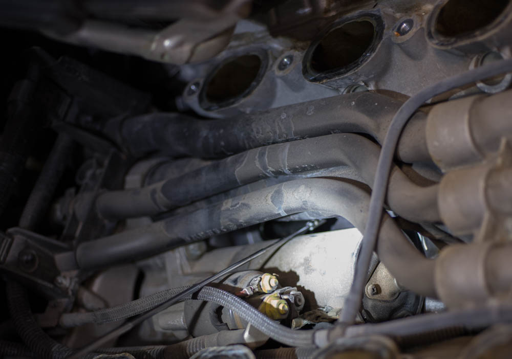 Porsche Cayenne \u2013 Under Intake Engine Coolant Leak Integrity First
