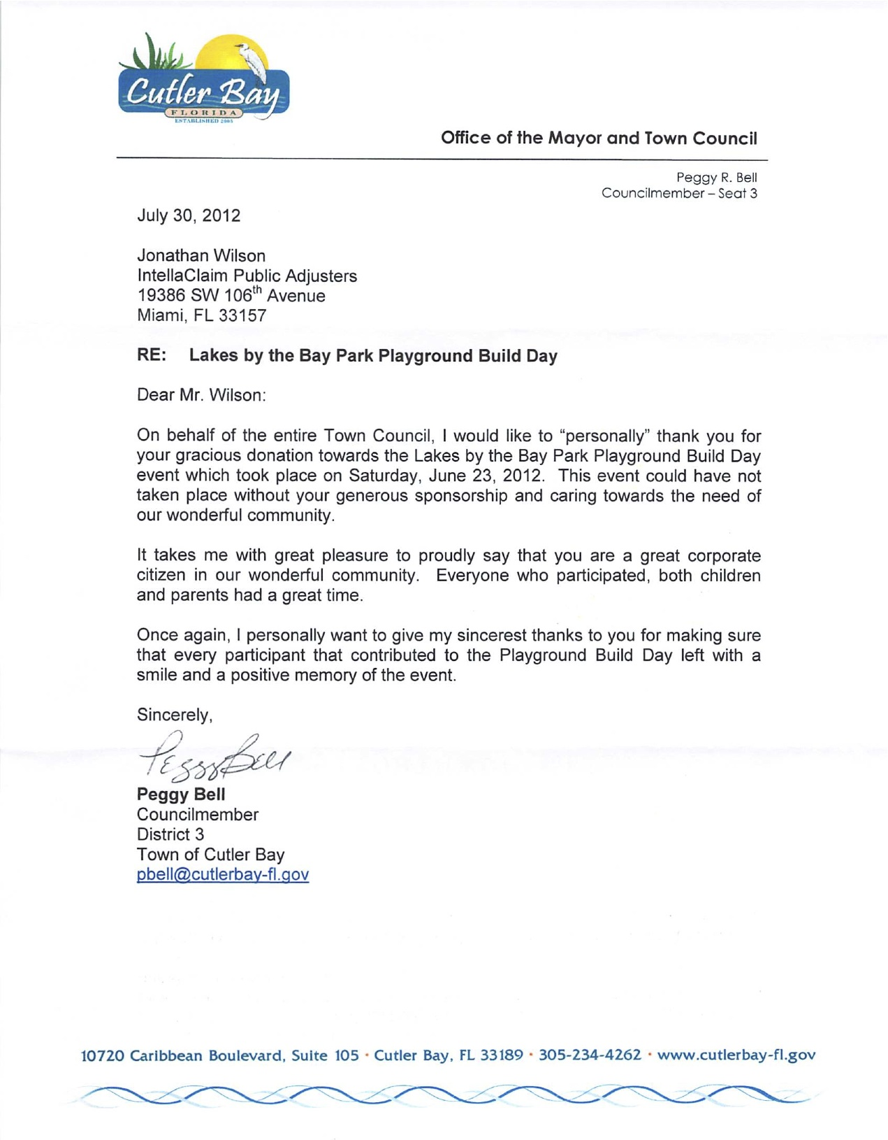 Sponsorship Letter Event – Letter for Sponsorship for Event
