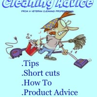 Professional Cleaning Advice