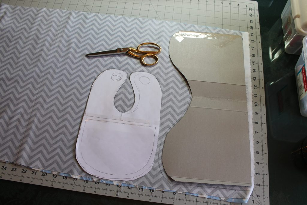 Bib & Burp cloth patterns