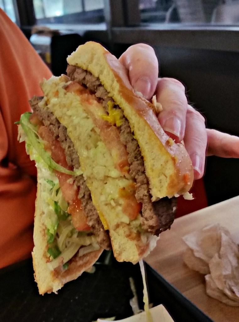 Beacon Burger photo by intelligentdomestications.com