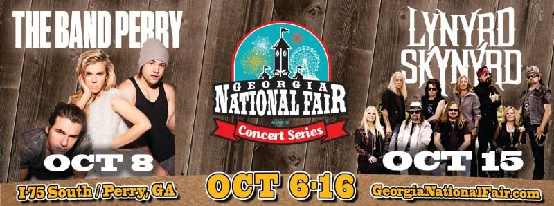 Georgia National Fair. Perry, Ga. Oct. 6-16 2016