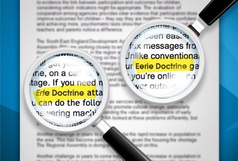 Legal Checking Intelligent Editing