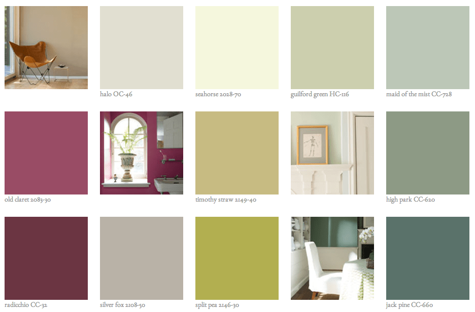 Benjamin Moore 2015 Paint Color Of The Year Archives