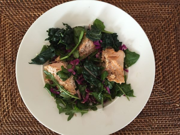 Quick Meal Ideas: Salad + Leftovers - Intentional Designs, Inc.