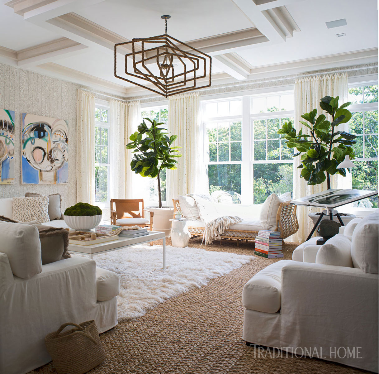 Hampton Style Living Room Decorating Links Week 13 Intentionaldesigns
