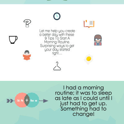 9 Tips To Start A Morning Routine