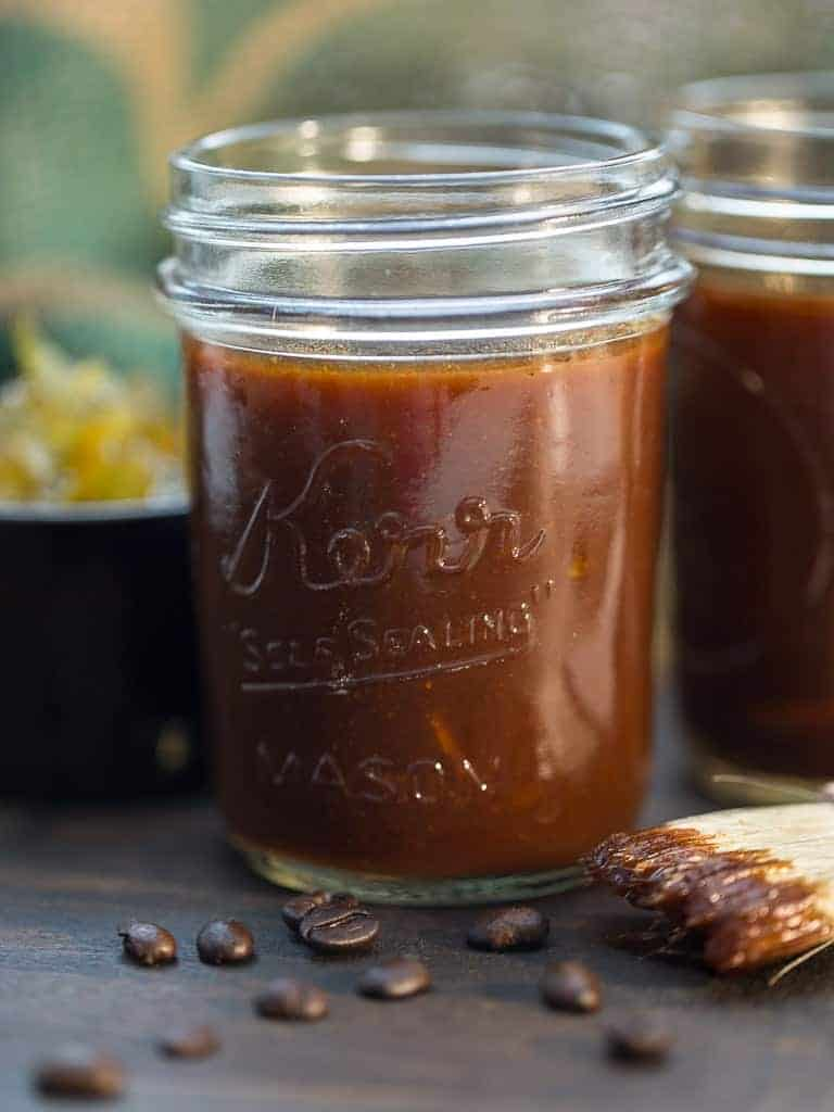 Sweet and spicy with a punch of coffee flavor will make this Spicy Orange and Coffee BBQ Sauce jazz up all your BBQ meals.