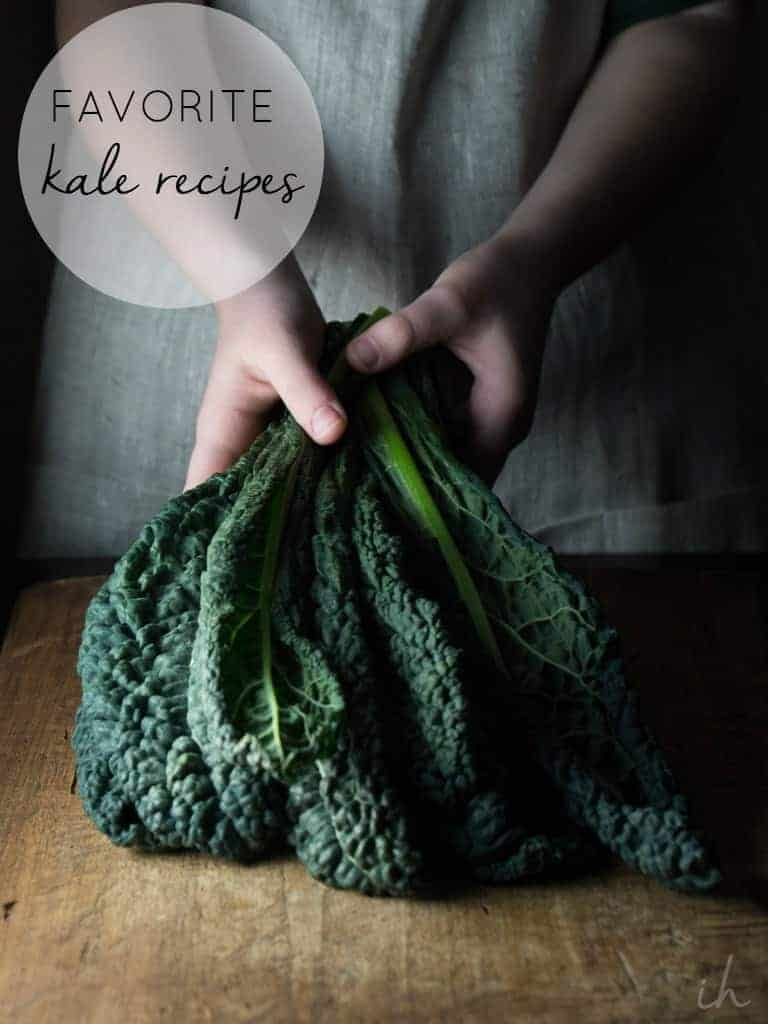A yummy collection of  all time Favorite Kale Recipes