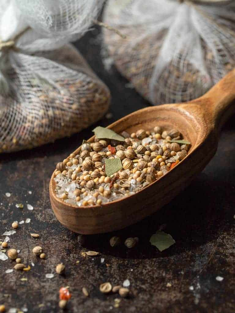 Create a sensationally flavored seafood boil with this Seafood Boil Seasoning Recipe.  This seasoning mixture will unmask the full flavor in any seafood yet will not overpower it.