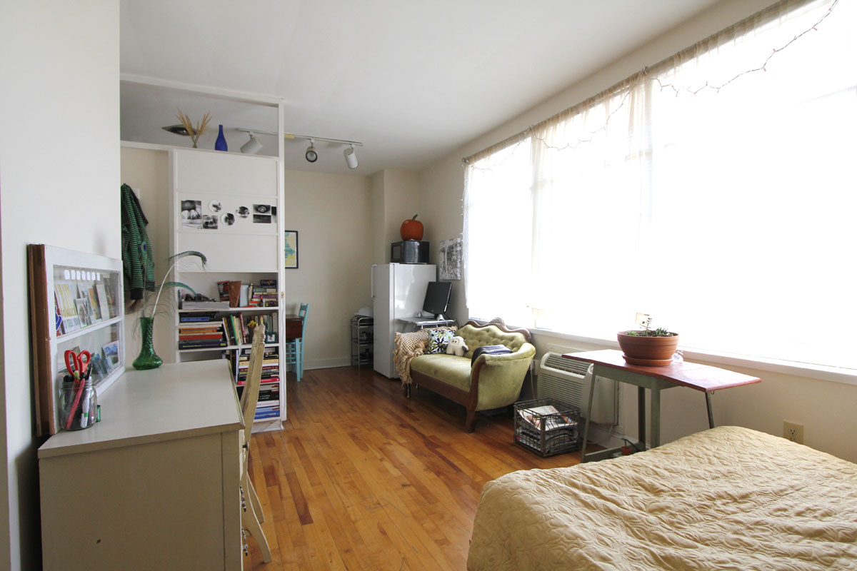 What Are Studio Apartments My 306 Sqft Studio Apartment Intentionally Small