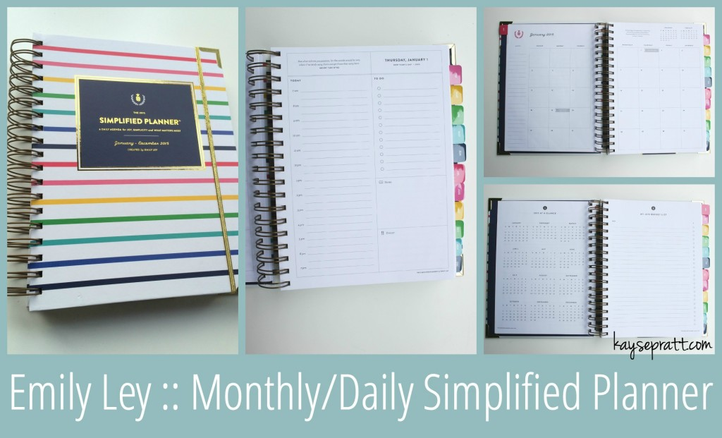 The Ultimate Planner Review - Intentional Moms - daily monthly planners