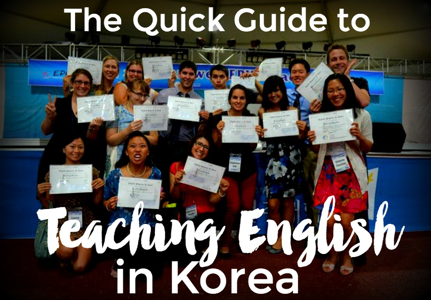 The Quick Guide to Teaching English In Korea | Intentional Travelers