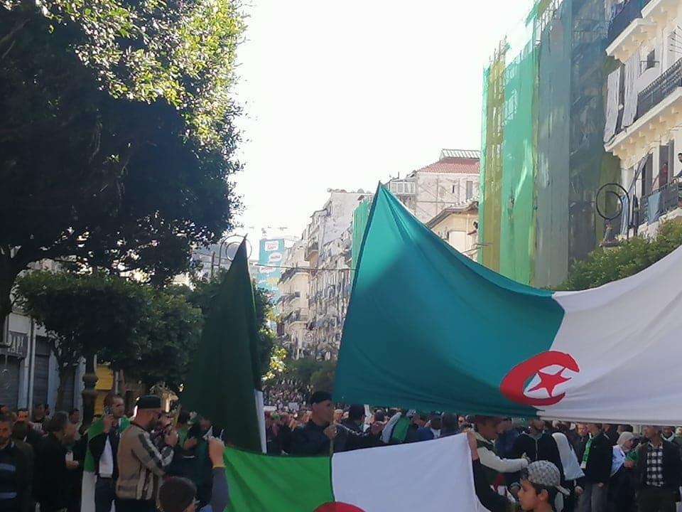 L'Algérie dénonce une