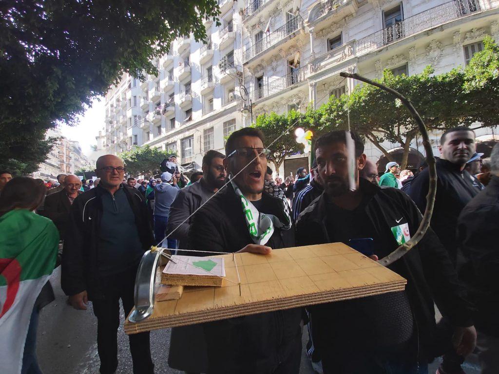 Nombreuses arrestations à Alger avant la manifestation hebdomadaire — Algérie