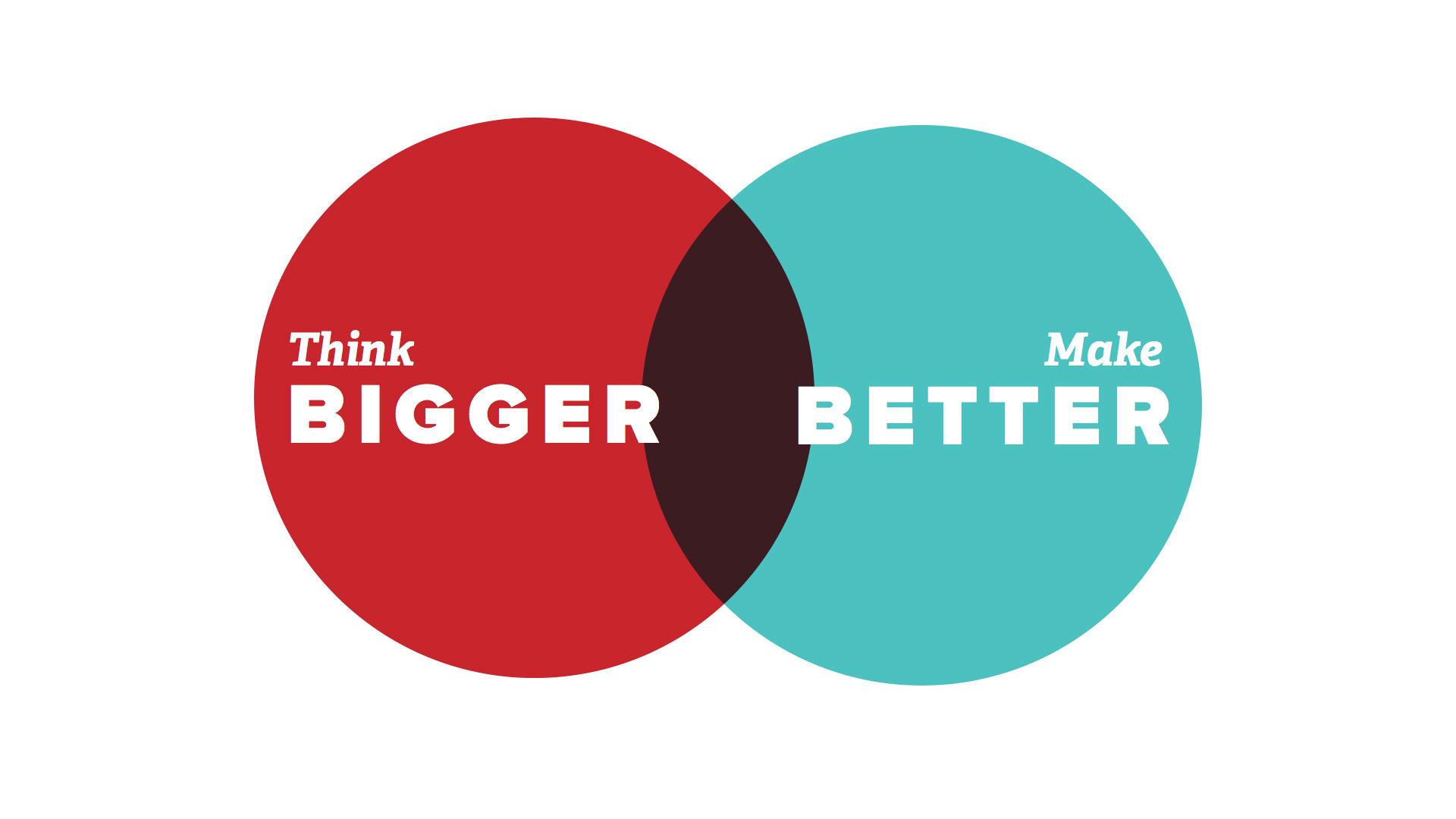 Think Bigger Make Better Sva Mfa Interaction Design