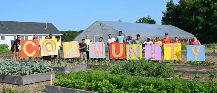 Community-Greenhouse