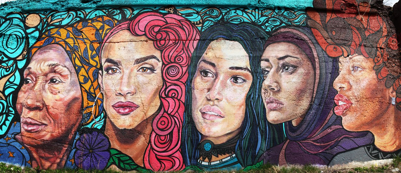Arte Chicano Murals Pilsen Murals Blend Art And Activism Wttw Chicago