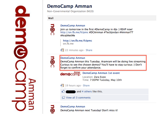 democampamman Fb comment