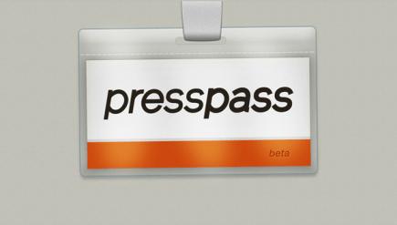 presspass logo