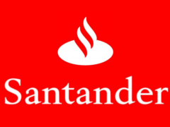 Santander Bank personal finances and credit cards and loans and mortgages