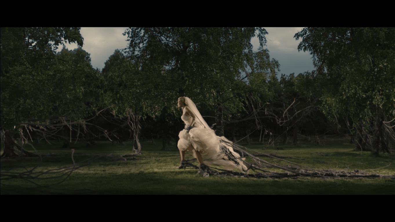 Dream Of Wallpaper Falling Down The Heritage Of Depression In Lars Von Trier S Melancholia