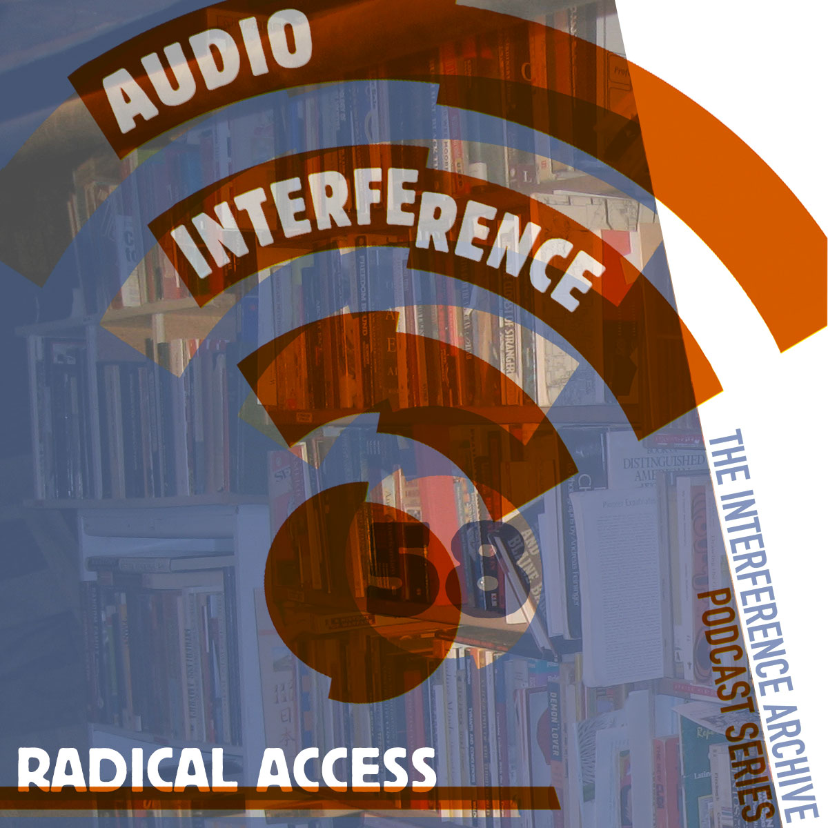 Arte Radio Serie Interference Archive Blog