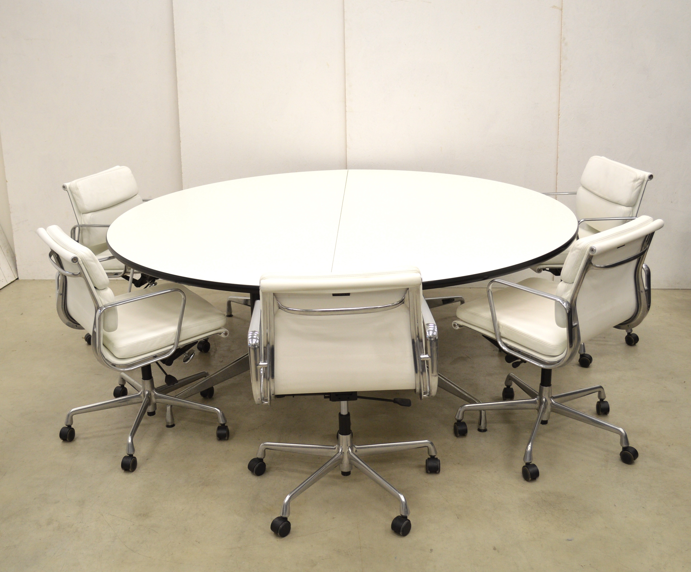 Tisch Eames Vitra Segmented Conference Table By Charles Eames Round 210cm