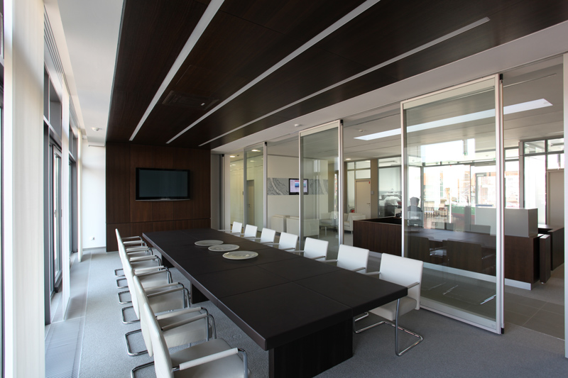 Interior Fire Doors Operable Glass Partitions - Modernfold - Interior Tech