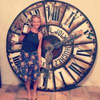 Giant Clock Face from France | Interior Boutiques ...