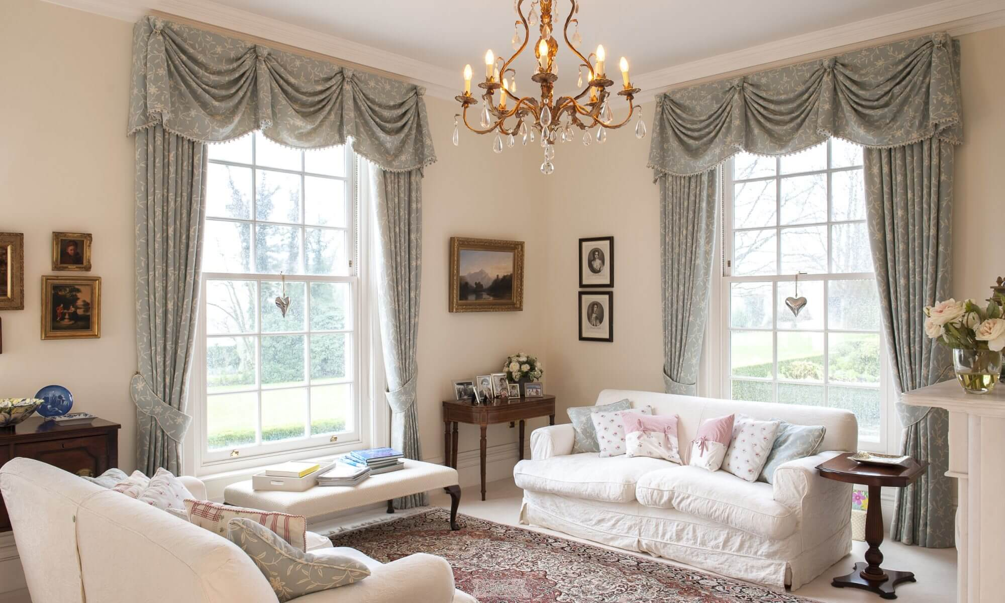 How To Pick Living Room Curtains For Your Home Interiorcraze