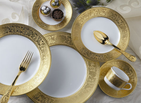 Ideas To Choose Your Glamorous Tableware Interior Decoration