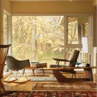 Beautiful Mid Century Living Room Furniture | Interior ...