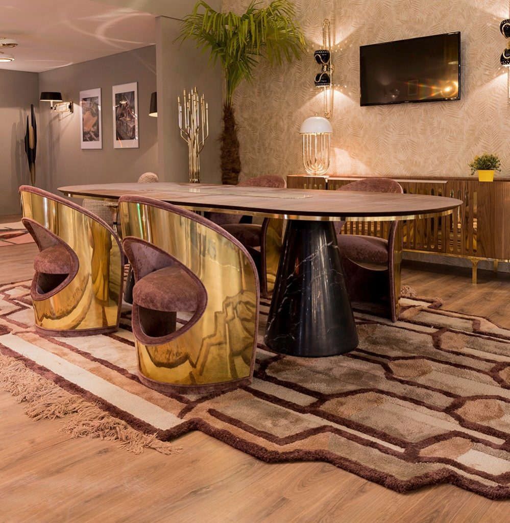 Enhance Your Home Decor With An Incredible Handmade Rug Design Interior Decoration
