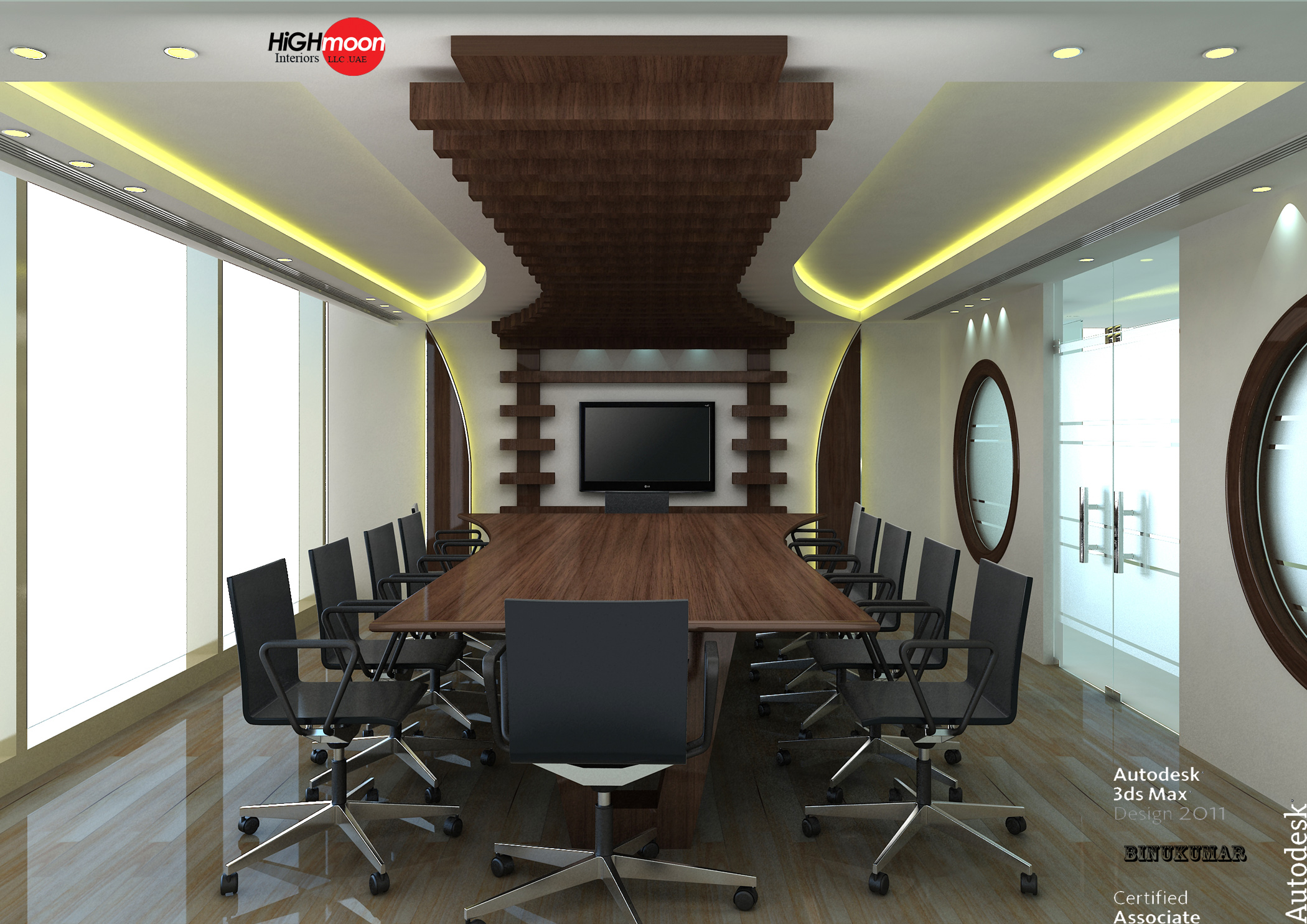 Conference Room Decorating Interior Decoration Interiordecorationdubai