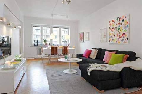 Ideas for Living Room Interior Decorating - Interior design - redecorating living room