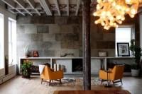 Rustic Contemporary Interior Design Ideas - Interior design