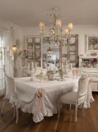French Shabby Chic Furniture - Interior design