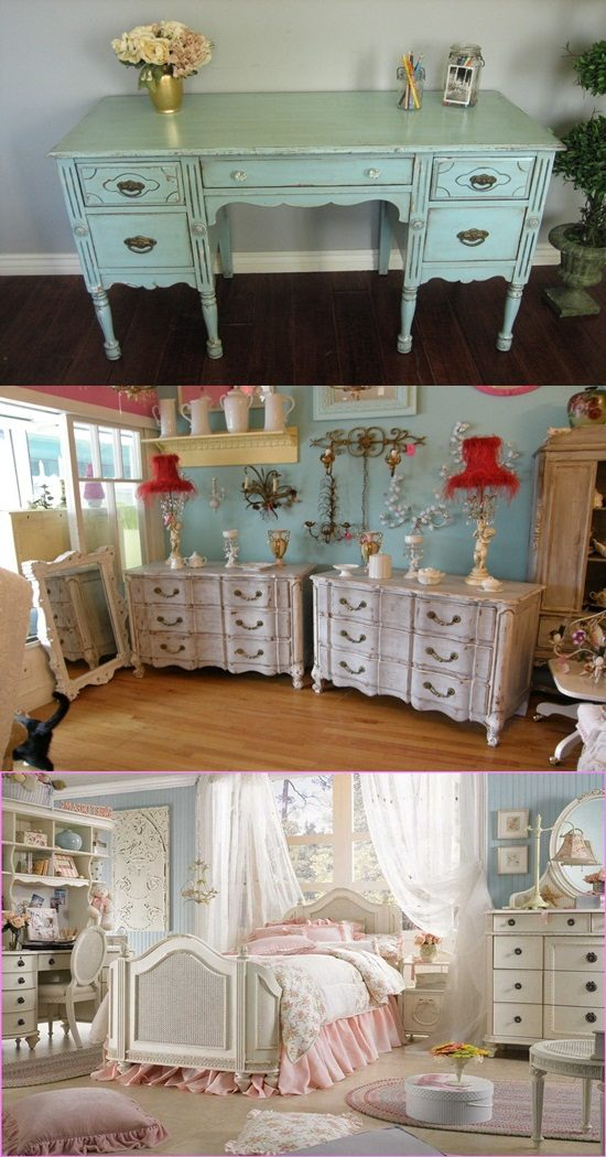 Living Room Sofa Sets French Shabby Chic Furniture - Interior Design