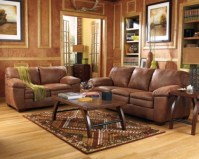 How to decorate a living room with brown furniture ...