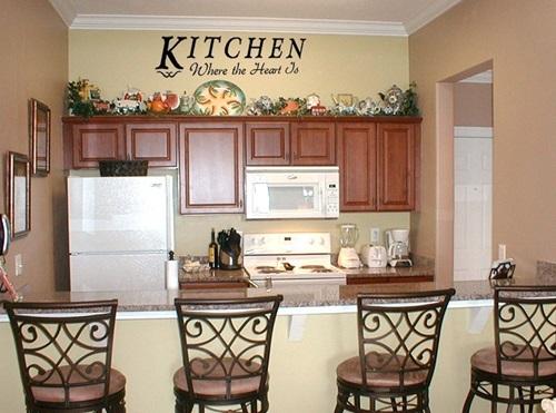 Kitchen Wall Decor ideas - Interior design - kitchen wall decor ideas