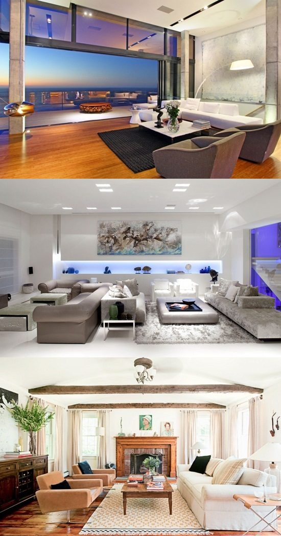 Living Room Design Concepts Interior Design
