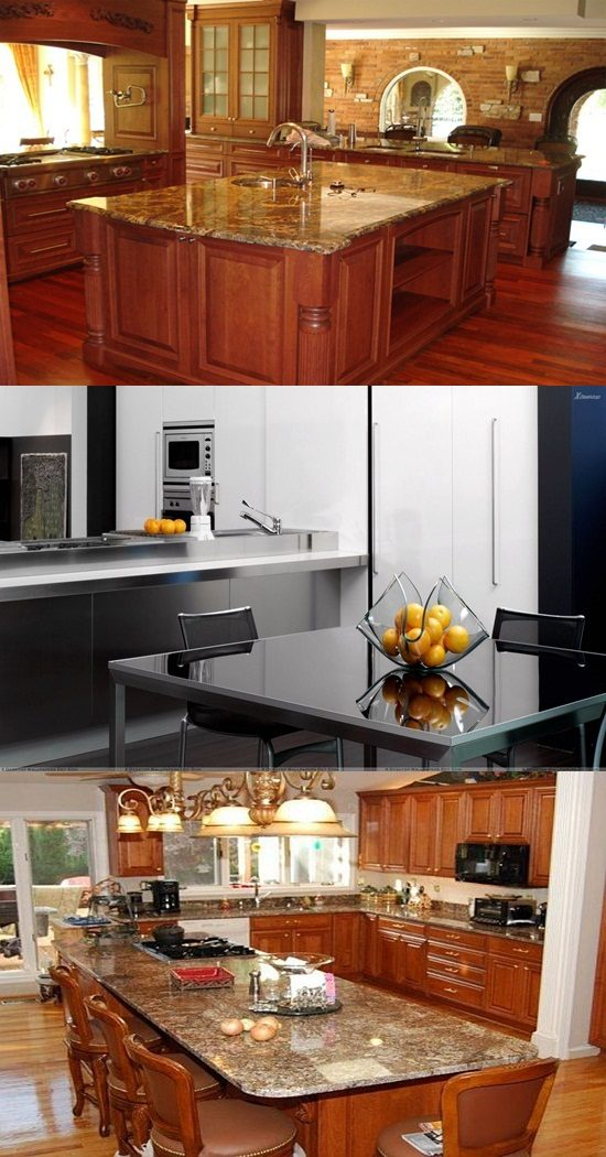 Choosing The Best Kitchen Table Interior Design