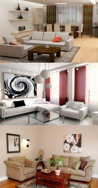 Decorating Tips for a Small Living Room - Interior design