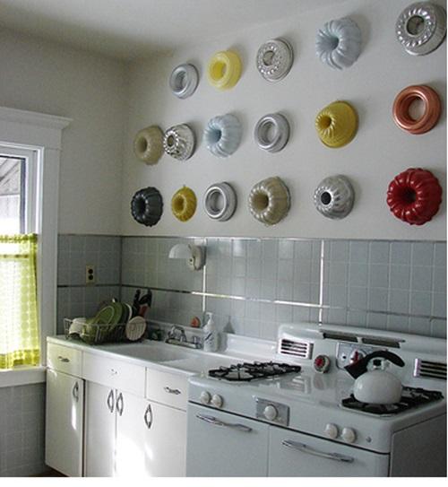 Kitchen Wall Decorating Ideas - Interior design - kitchen wall decor ideas