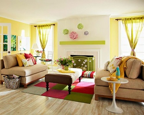 Living Room Paint Colors for 2013