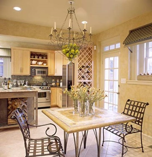 Decorating Tips To Spruce Up Your Kitchen Interior Design