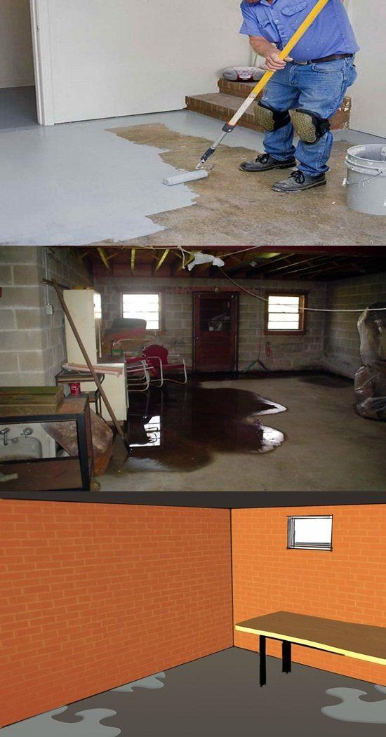 how to waterproof your basement interior design