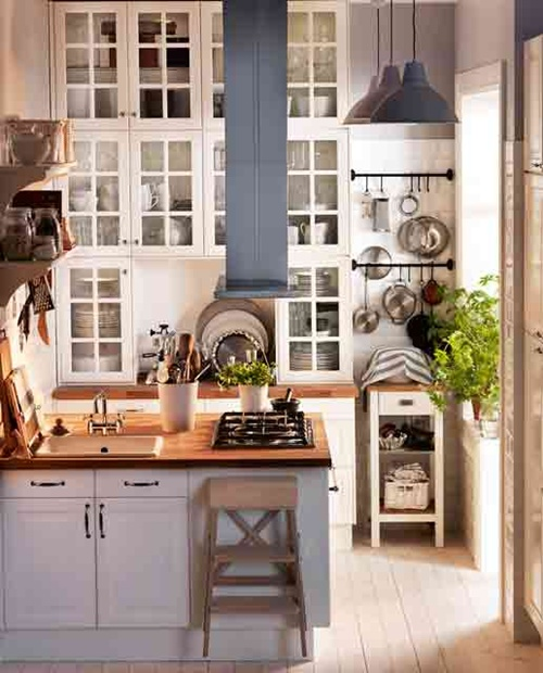 Kleine Küchen Optimal Einrichten Outstanding Space-saving Solutions For Small Kitchens