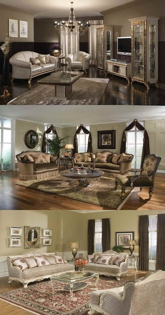 The advantages of traditional living room furniture for Traditional living room furniture stores